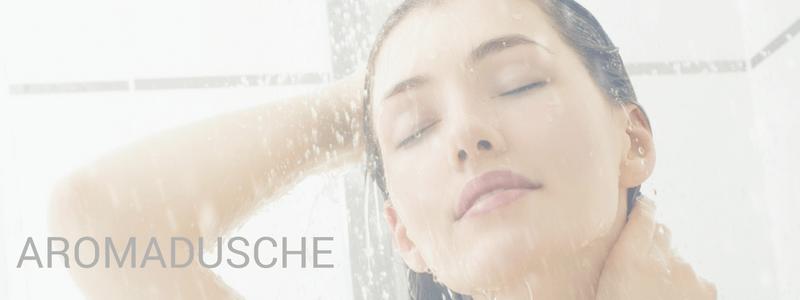 ätherische öle rezepte aroma dusche