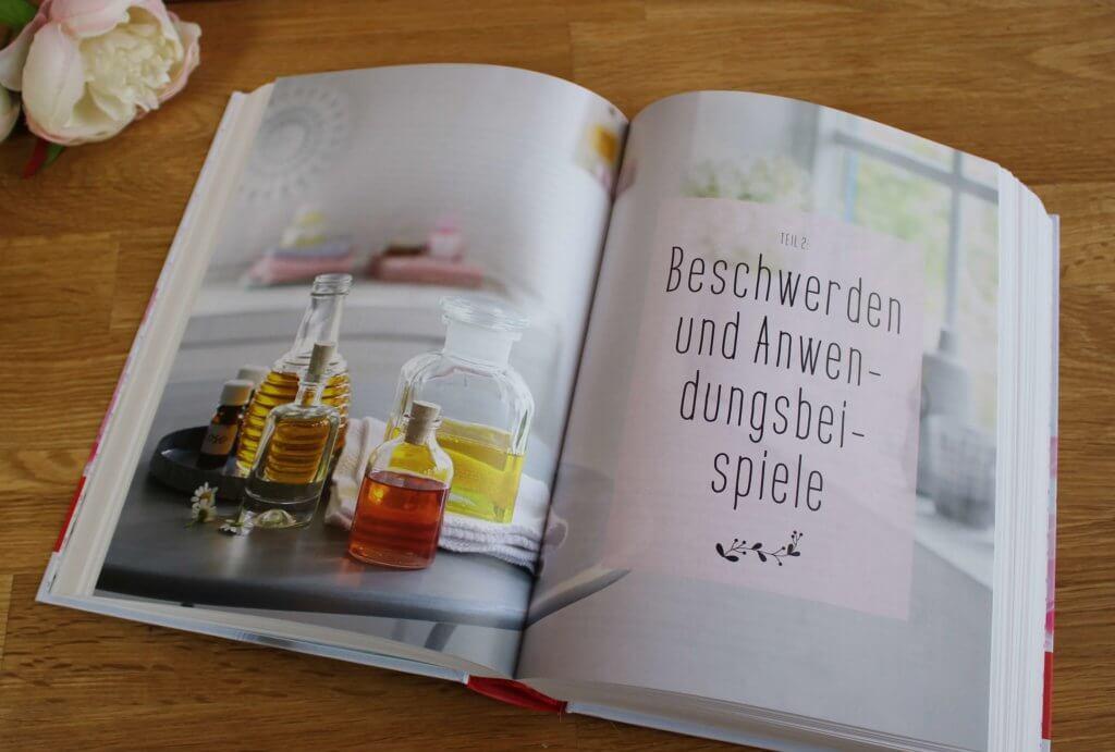 Buch Aromatherapie und ätherische Öle